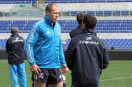 Captain's run, il Capitano Sergio Parisse