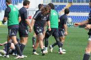 Captain's run Italia, Martin Castrogiovanni