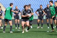 Captain's run Italia, Andrea Lo Cicero