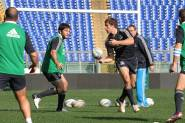 Captain's run Italia