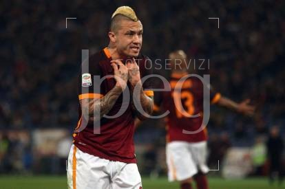 SERIE A - ITALIAN LEAGUE - MATCH AS ROMA - PALERMO