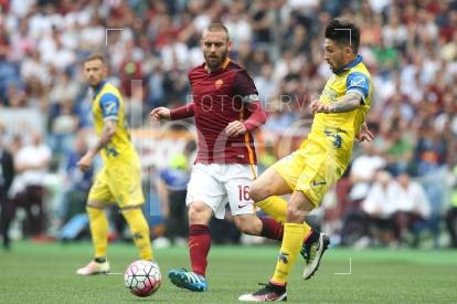 ITALY LEAGUE SERIE A Match ROMA VS CHIEVO